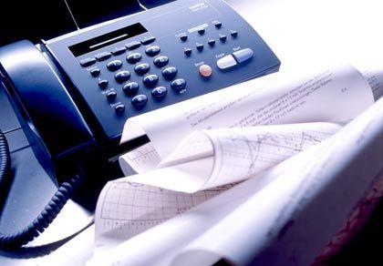 Auslaufmodell? Faxgeräte sind auch aus modernen Büros nicht wegzudenken