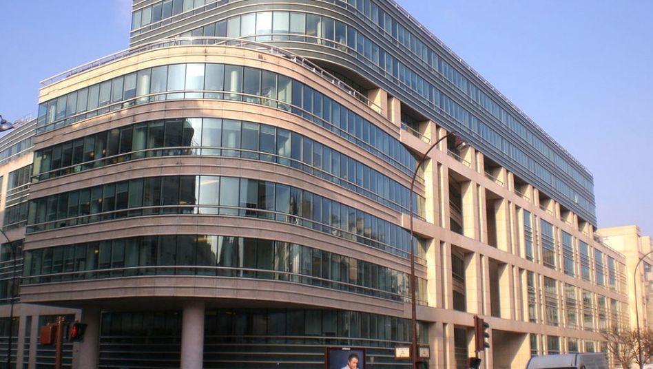 Drohende Pleite: Der Fonds Frankreich 04 hat in dieses Bürogebäude in Paris investiert