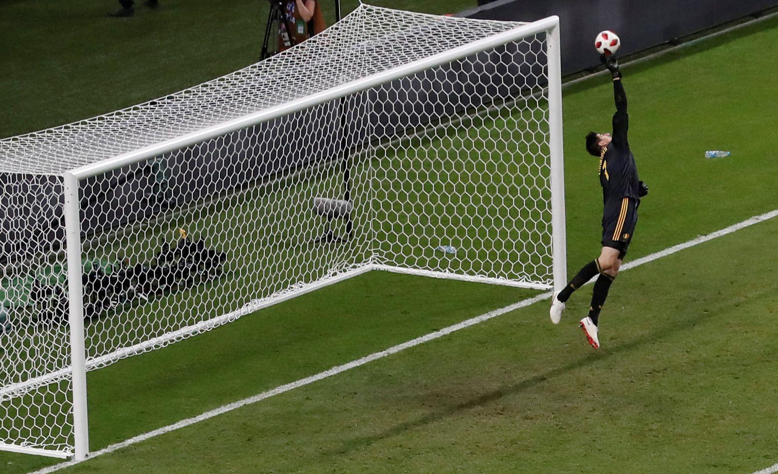 SOCCER-WORLDCUP-BRA-BEL/