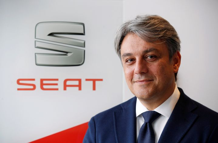 Ex-Seat-CEO Luca de Meo