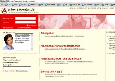 Arbeitsagentur.de