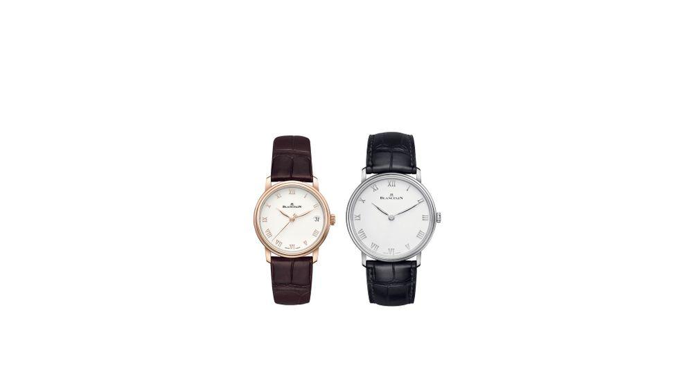 Luxusuhren für Paare: Zeitschmeichler im Doppelpack