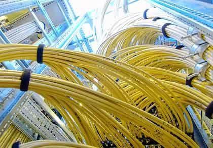 Geschütztes Kabelwerk: Passiert das Gesetz die restlichen Stufen des Gesetzgebungsverfahrens, sind die Investitionen der Telekom geschützt