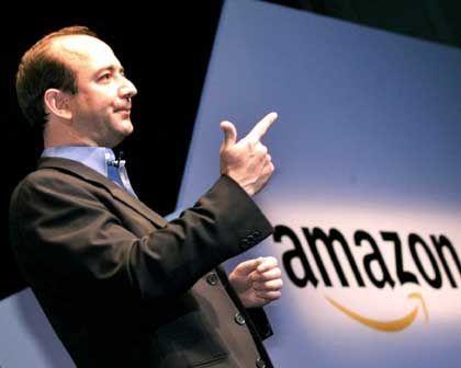 """Jeff Bezos: """"Der Markt ist groß, da ist Platz für viele Mitbewerber"""""""