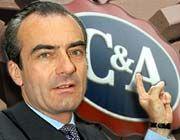 Erfolgreicher Sanierer: Dominic Brenninkmeyer, Chef des C&A-Geschäfts in Deutschland
