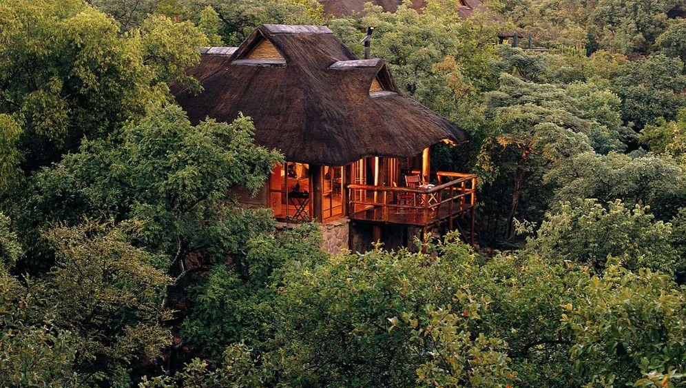 Makweti Lodge in Südafrika: Treffpunkt der High Society