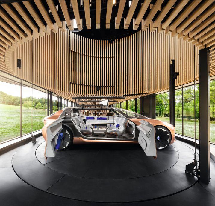 Autonomes Concept Car von Renault: Den etablierten Autoherstellern läuft die Zeit davon