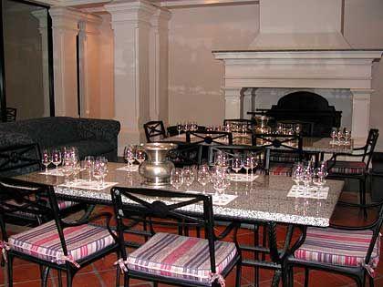 Stilvolle Weinprobe direkt beim Winzer: Weingut Boschendal