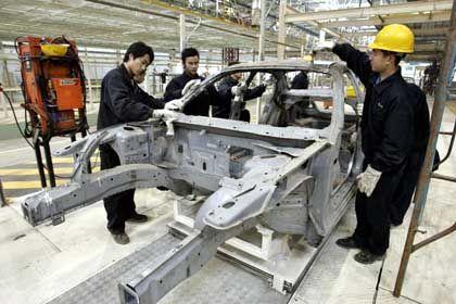 Nanjing: Im neuen chinesischen Werk wird seit März nach Rover-Plänen gefertigt