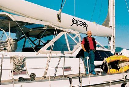Yachtie: Venter ist begeisterter Segler