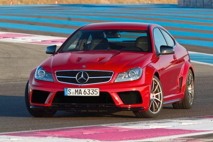 Mercedes C-Klasse: Facelifting sorgt für Absatzschub