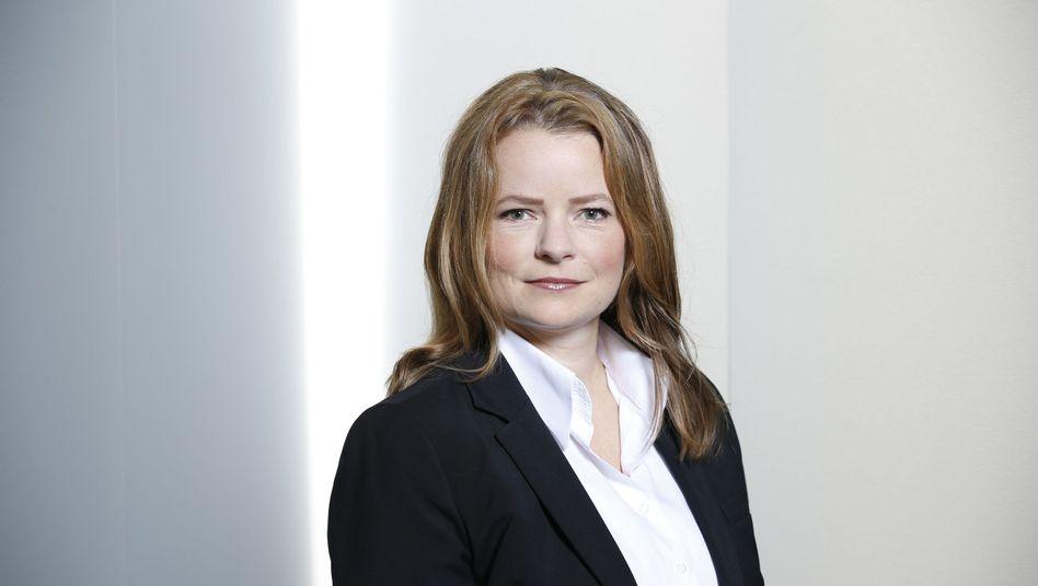 Angelika Wetzstein: Die 39-Jährige leitet bei MAN Truck&Bus die Vorstands- und Aufsichtsratsangelegenheiten