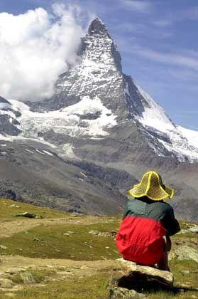 Schweiz: Berge hoch, Steuern niedrig