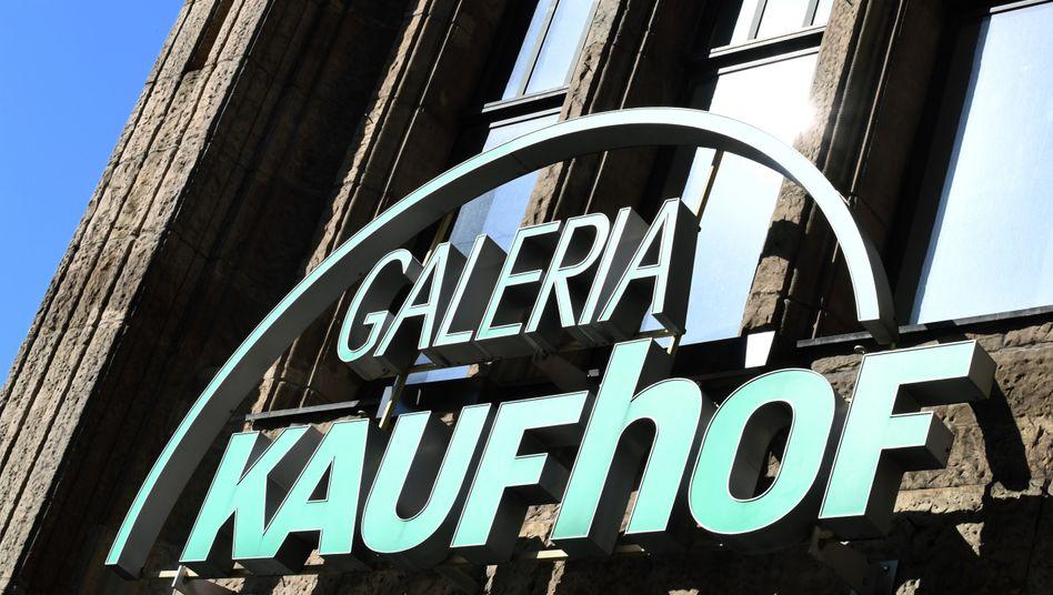 Galeria Karstadt Kaufhof: Das Unternehmen fordert einen vollständigen Erlass der Miete