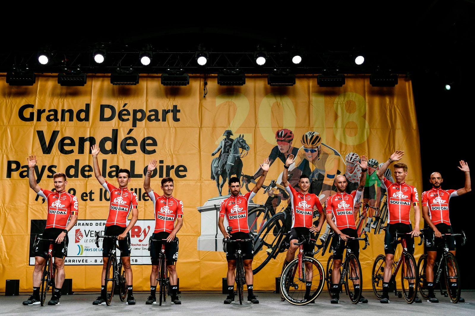Tour de France/ Lotto Soudal