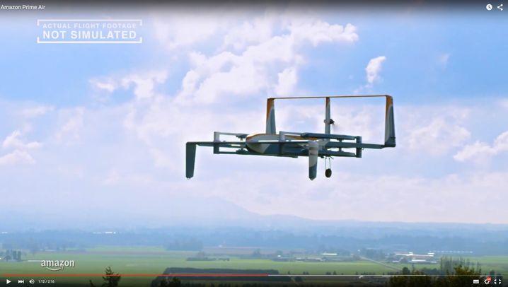 Amazons Zukunftsvisionen: Wie wir künftig einkaufen