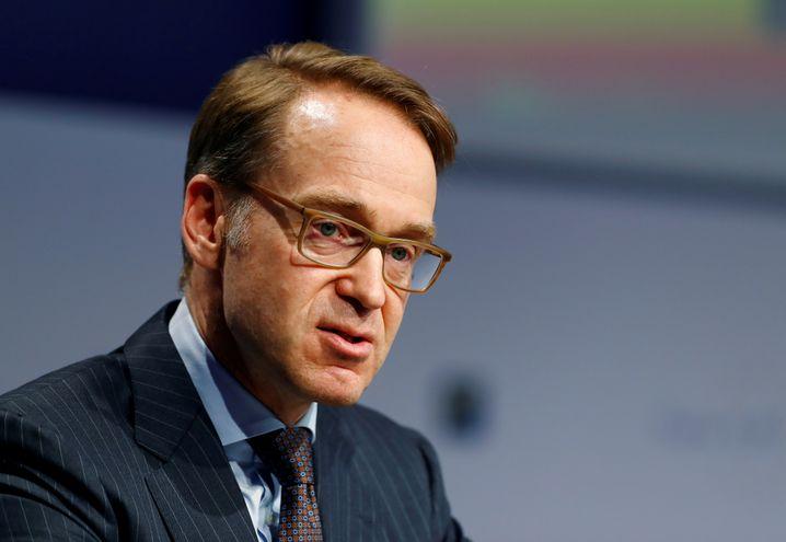 Warnt vor 3 Prozent Inflation: Bundesbankpräsident Jens Weidmann