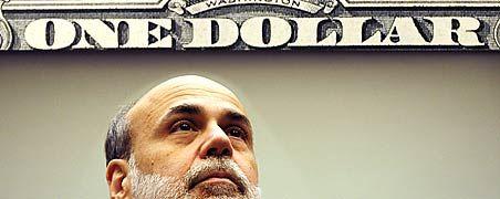 Unter Druck: Fed-Chef Bernanke