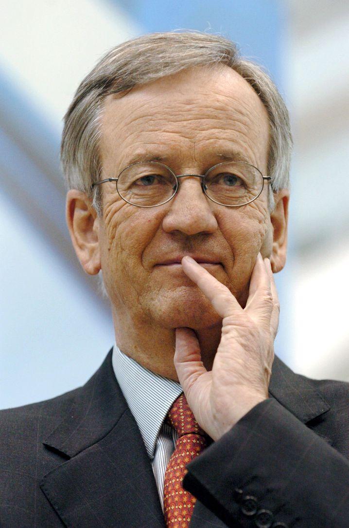 Will wie Winterkorn nichts gewusst haben: Ex-Siemens-Boss Heinrich von Pierer