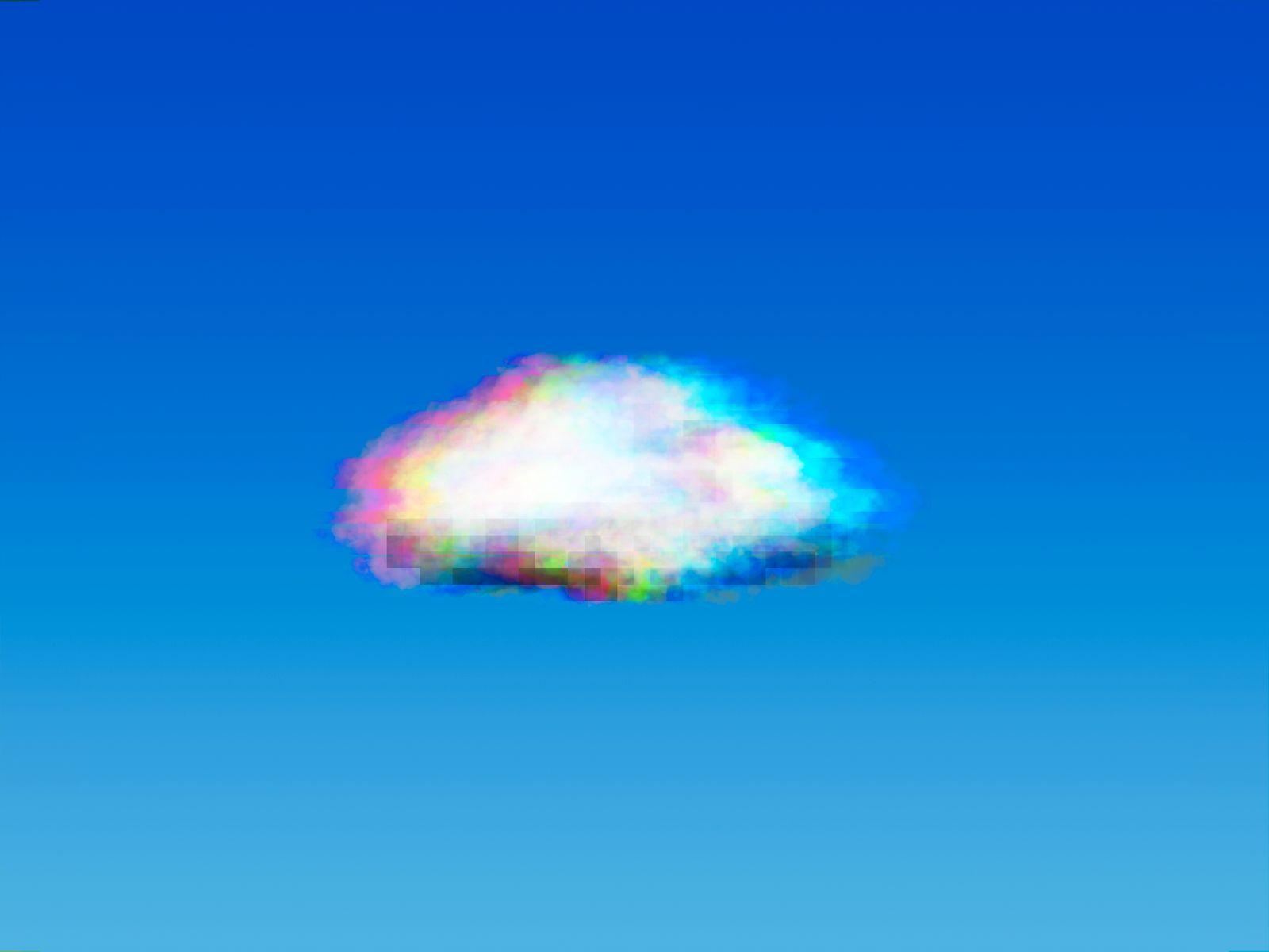 Cloud computing glitch