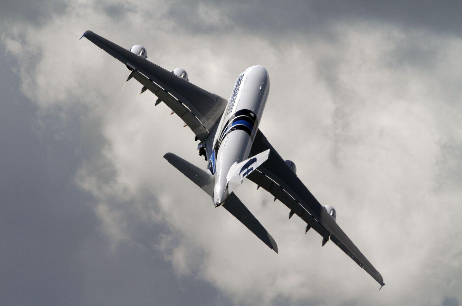 NICHT VERWENDEN Airbus A380
