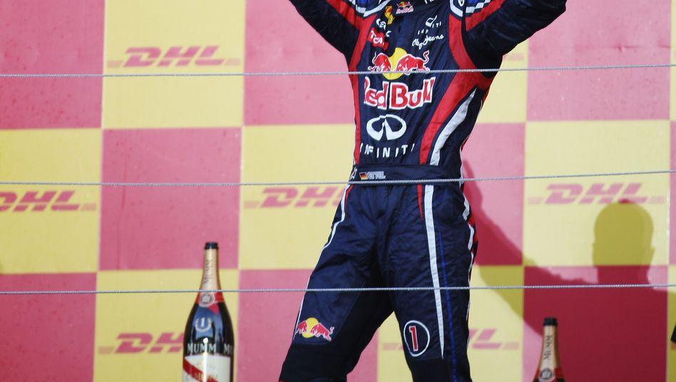 Sebastian Vettel: Erneut Weltmeister