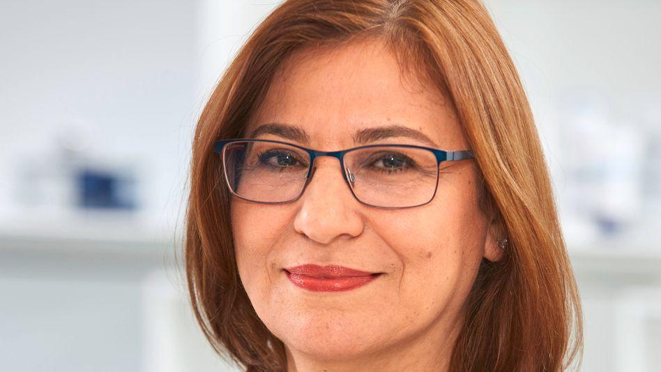 Ausgeforscht: Beiersdorfs Chefforscherin May Shana'a wird schon im März ersetzt.