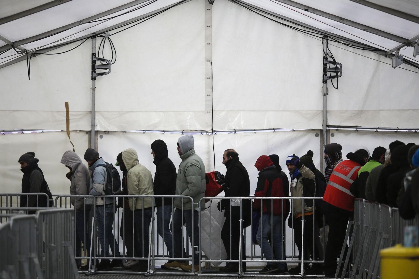 Flüchtlinge/ Asyl
