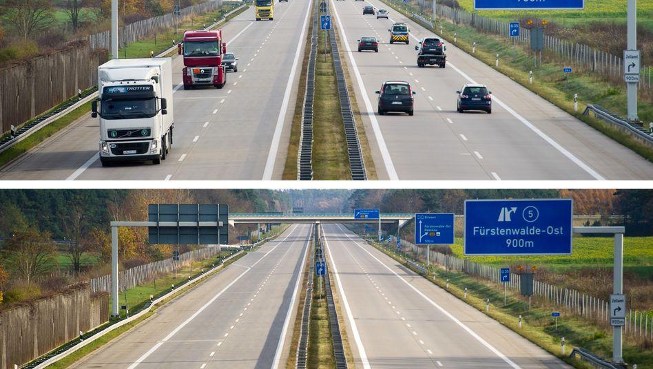 Autobahn in Brandenburg: Erweitertes Privatisierungsverbot