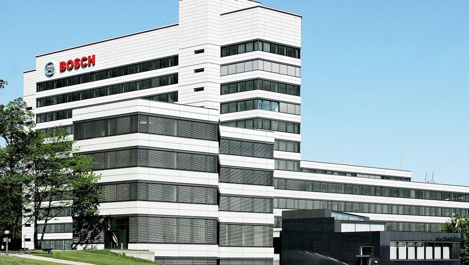 Industriegröße Bosch: Änderung an der Unternehmensspitze