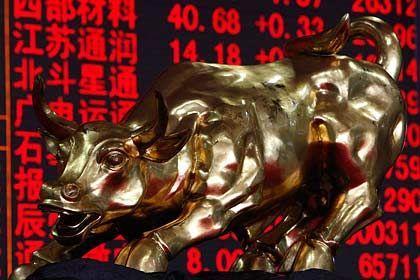 Börsenbulle in Shenzen: Anleger hoffen auch 2010 auf Schwellenländer wie China