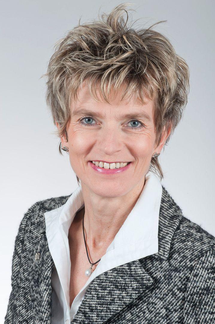 Birgit Steinborn, Chefin des Konzernbetriebsrats
