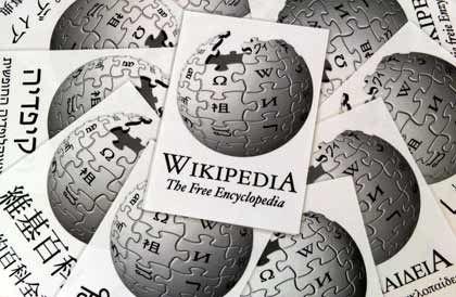 Umsonst und trotzdem gut: Wikipedia ließ Brockhaus alt aussehen