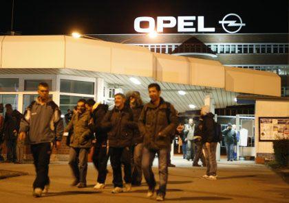 Schichtende: Wie geht es mit Opel weiter?