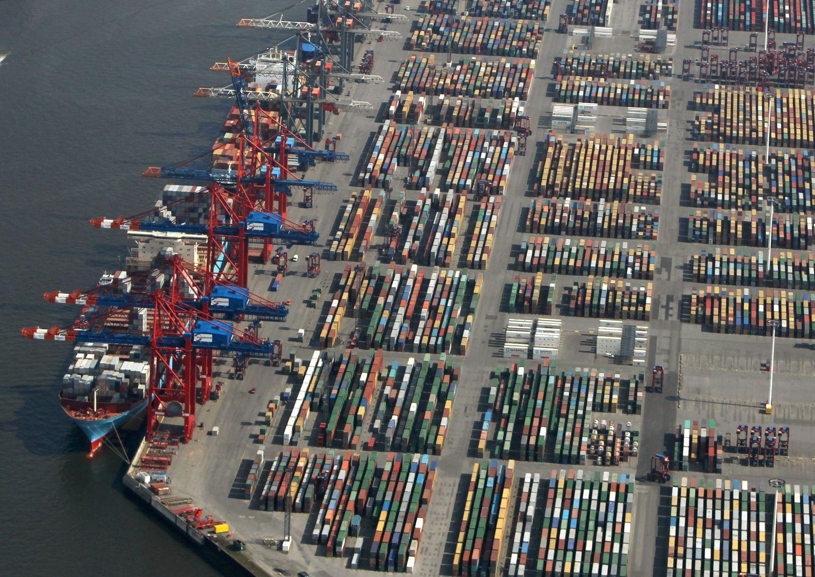 Konjunktur Europa / Feeder-Schiffe
