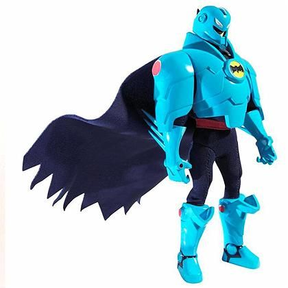 Batman-Figur: Auch diese Matell-Spezies aus chinesischer Produktion musste den Rückflug antreten