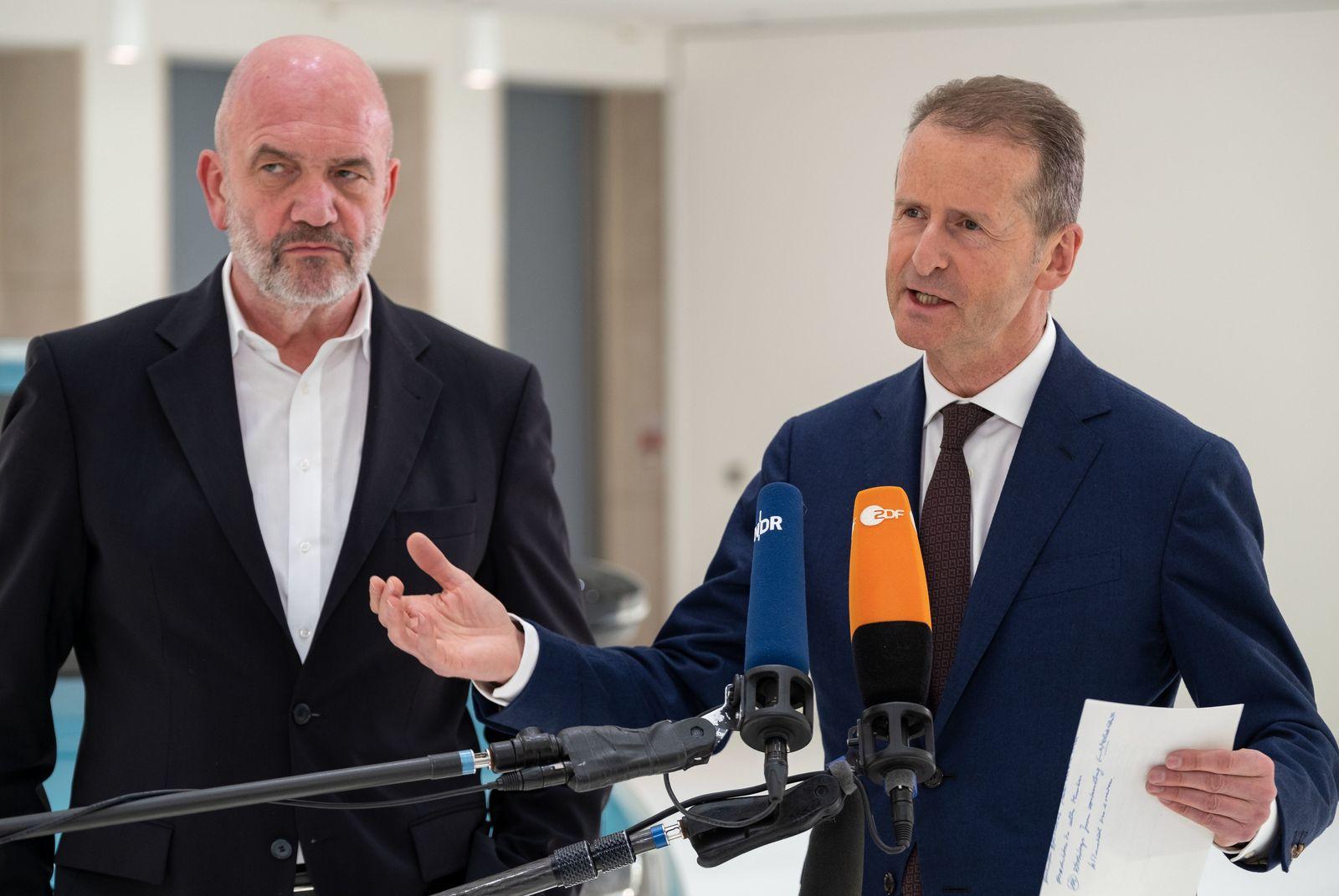 Bernd Osterloh / Herbert Diess