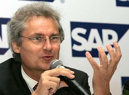 SAP-Chef Kagermann: Hilfe von der Deutschen Bank