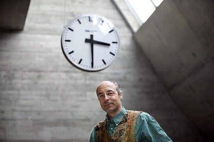Ludwig Oechslin ist Uhrenwissenschaftler im Museum von La Chaux-de-Fonds