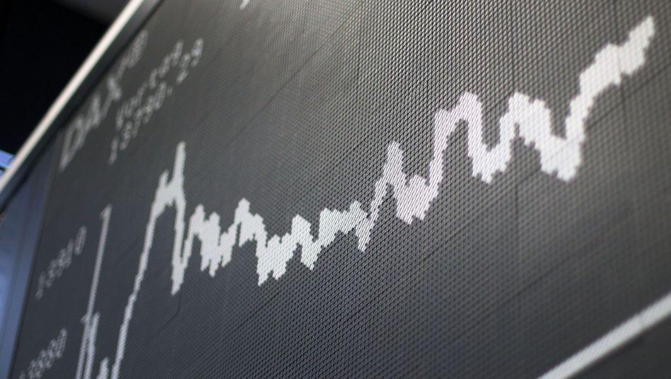 Dax auf Rekordhoch: Der deutsche Leitindex setzt seine Kursrally fort