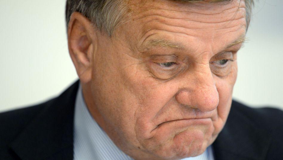 BER-Chef: Mehdorns Vertrag läuft noch bis 2016