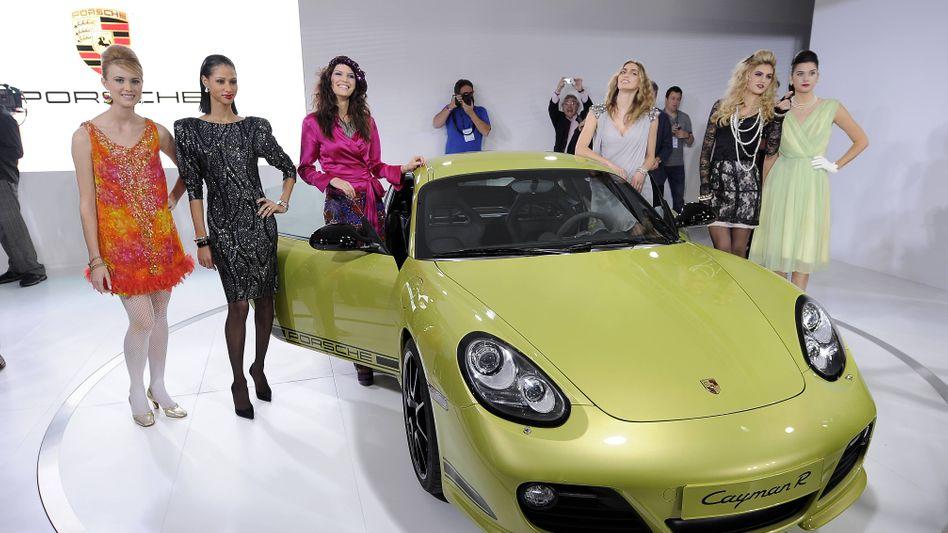 Porsche: Wehrt sich gegen Klagen von US-Fonds