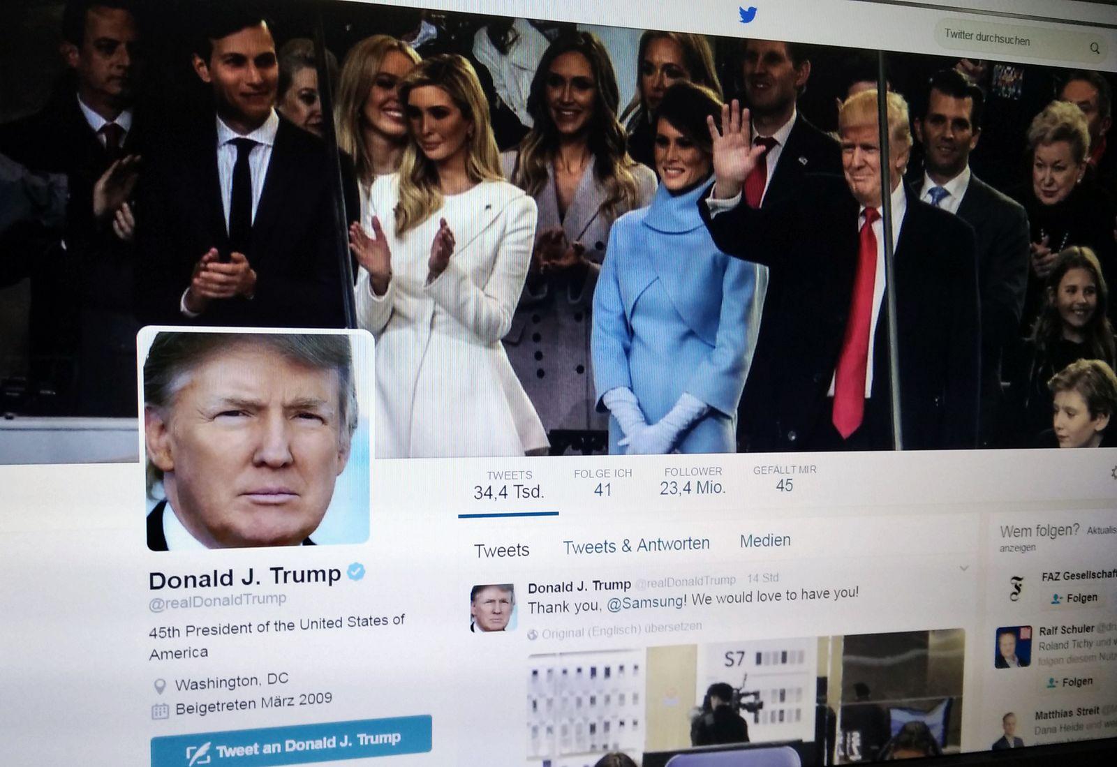 Donald Trump / Twitter
