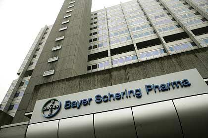 Vom Konzernsitz zur Filiale: Berliner Schering-Zentrale