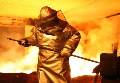 Stahlkocher: Gerdau und Chaparral verschmelzen zu einem neuen Stahlriesen