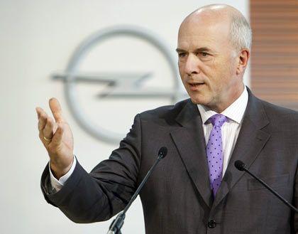 Angeblich offene Zukunft: Opel Aufsichtsratschef Carl-Peter Forster