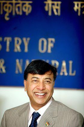 Wunschkandidat von EADS: Der britisch-indische Stahlbaron Mittal
