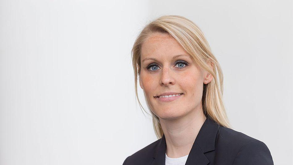 Katja de la Viña rückt in den Allianz Deutschland-Vorstand auf