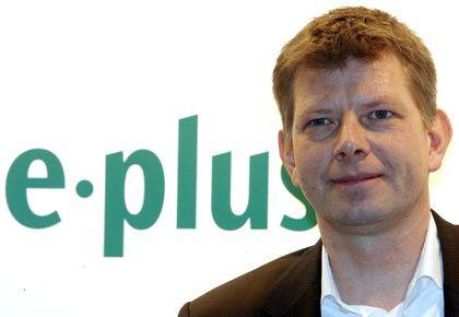 """E-Plus-Chef Dirks verschärft den Ton: """"Schädliches Signal für den Wettbewerb im Mobilfunk"""""""