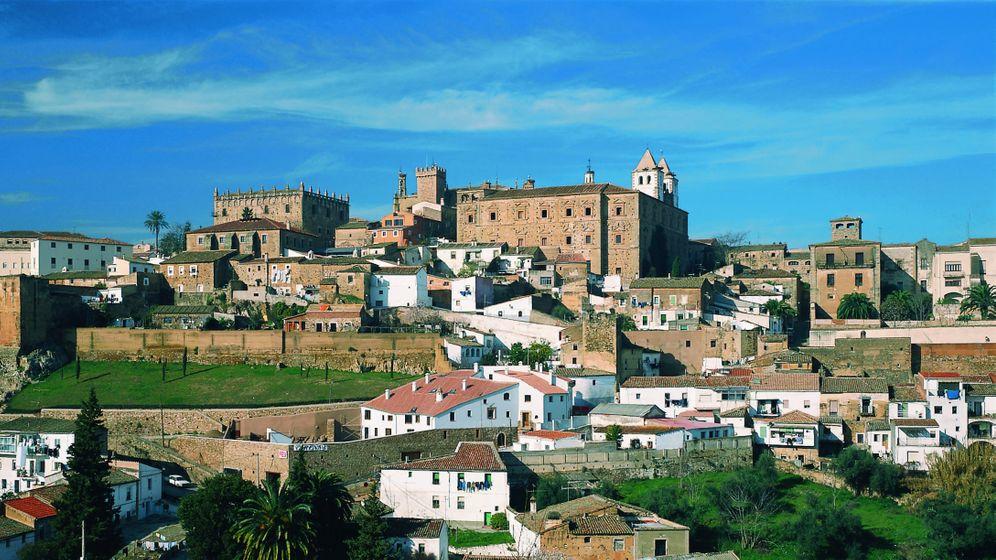 Cáceres: Kulturstadt in Spanien